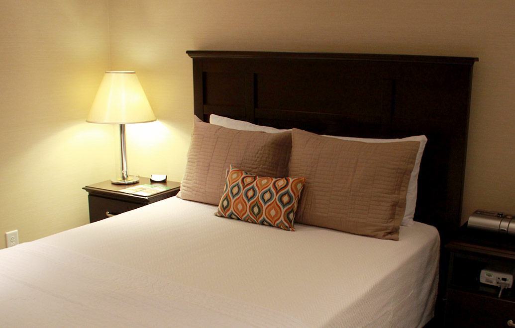 Lexington Sleep Solution Sleep Lab Room